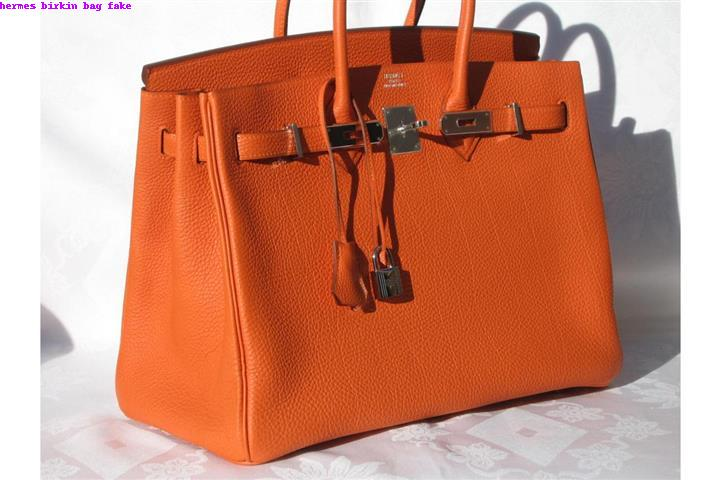 Hermes Birkin Bag Fake